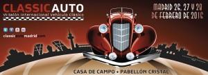 Classic Auto Madrid 2016.02.05-07.