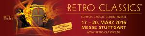 Retro Classic Stuttgart – 2016.03.17-20.