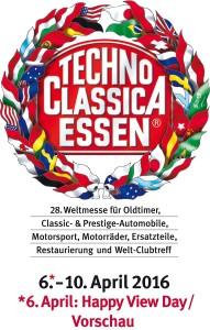 Techno Classica Essen – 2016.04.06-10.