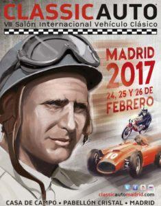 Classic Auto Madrid - 2017.02.24.