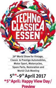 Techno Classica Essen 2017.04.05.